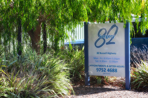 Surgery 82, GP's in Busselton